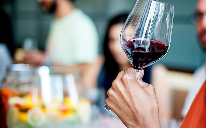 wine casual fine dining drink concept P9SWYN4