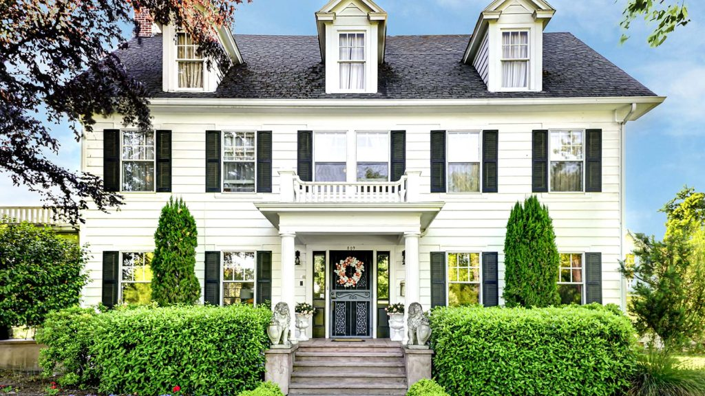 The Best McMinnville Bed and breakfast