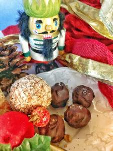 Chocolate Peanut Butter Pretzel Bon Bons